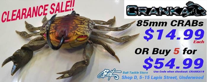 CRANKA-Crab-85mm21g